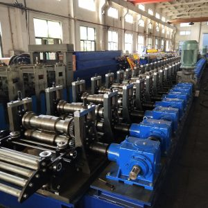 hannel roll forming machine