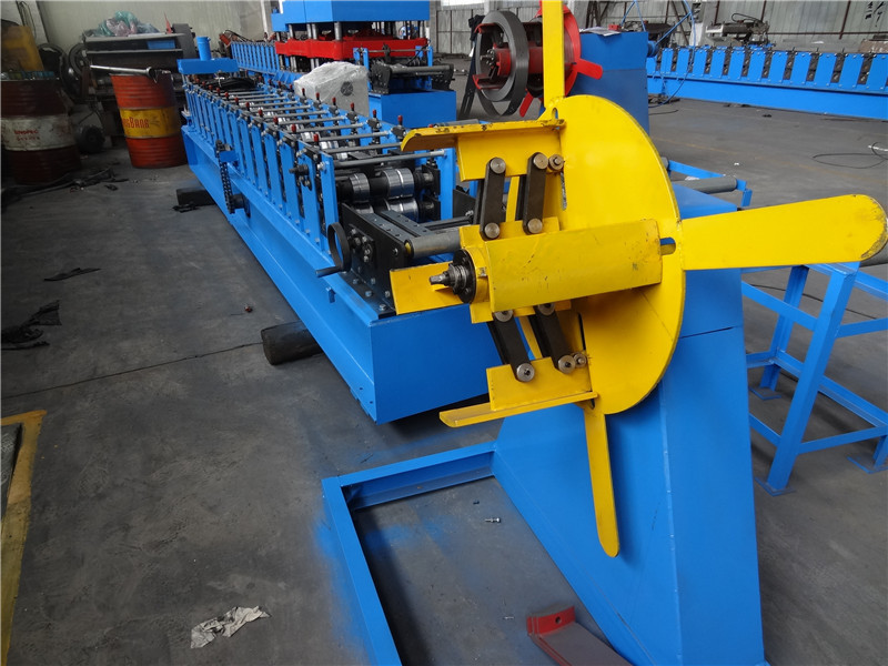 Down Pipe Roll Forming Machine Bluesky Roll Forming Machine